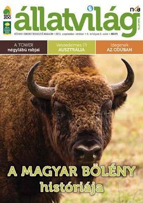 Állatvilág 2015/5 - Állatvilág magazin